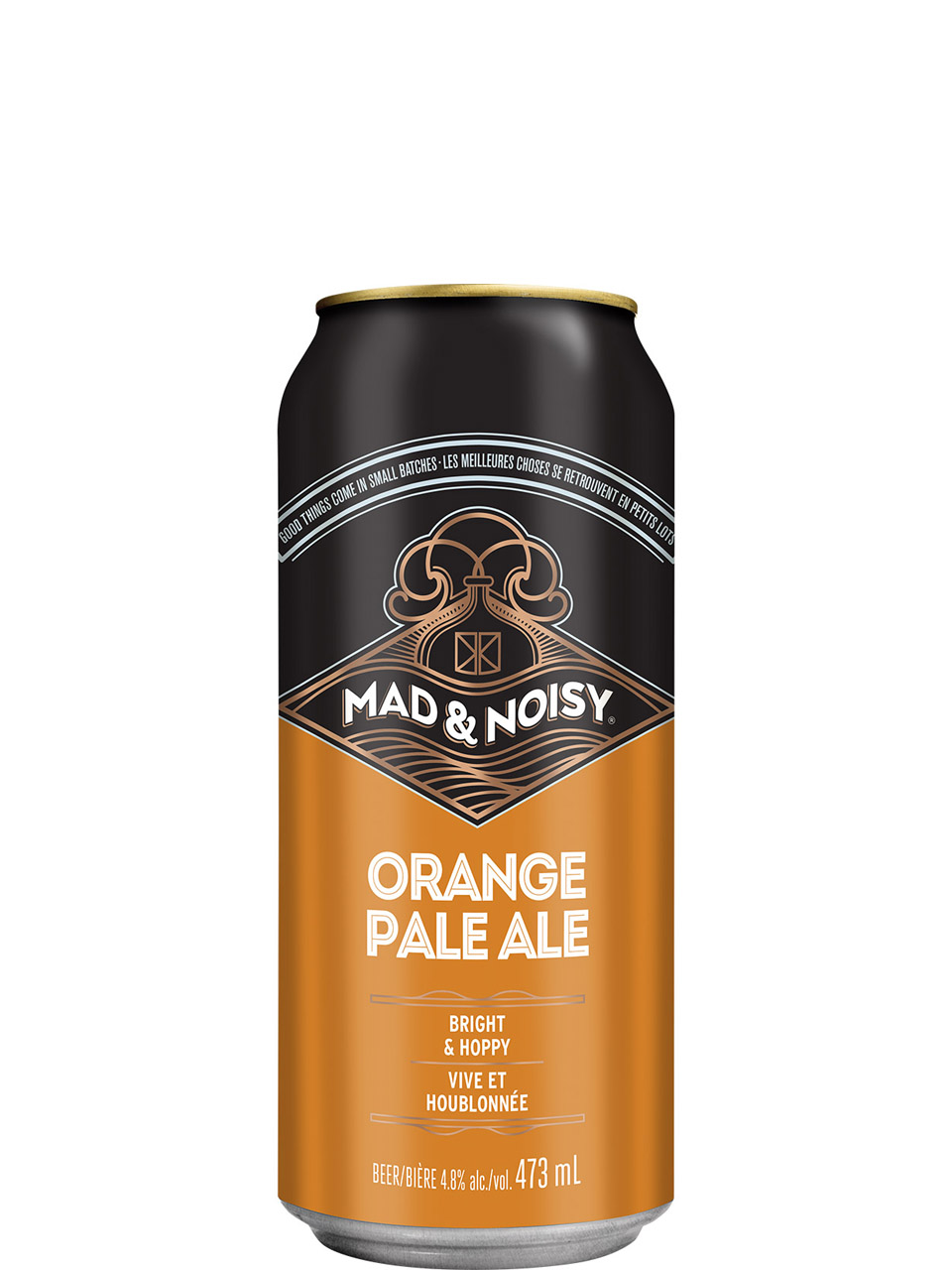 Creemore Springs Mad & Noisy Orange Pale Ale 473ml
