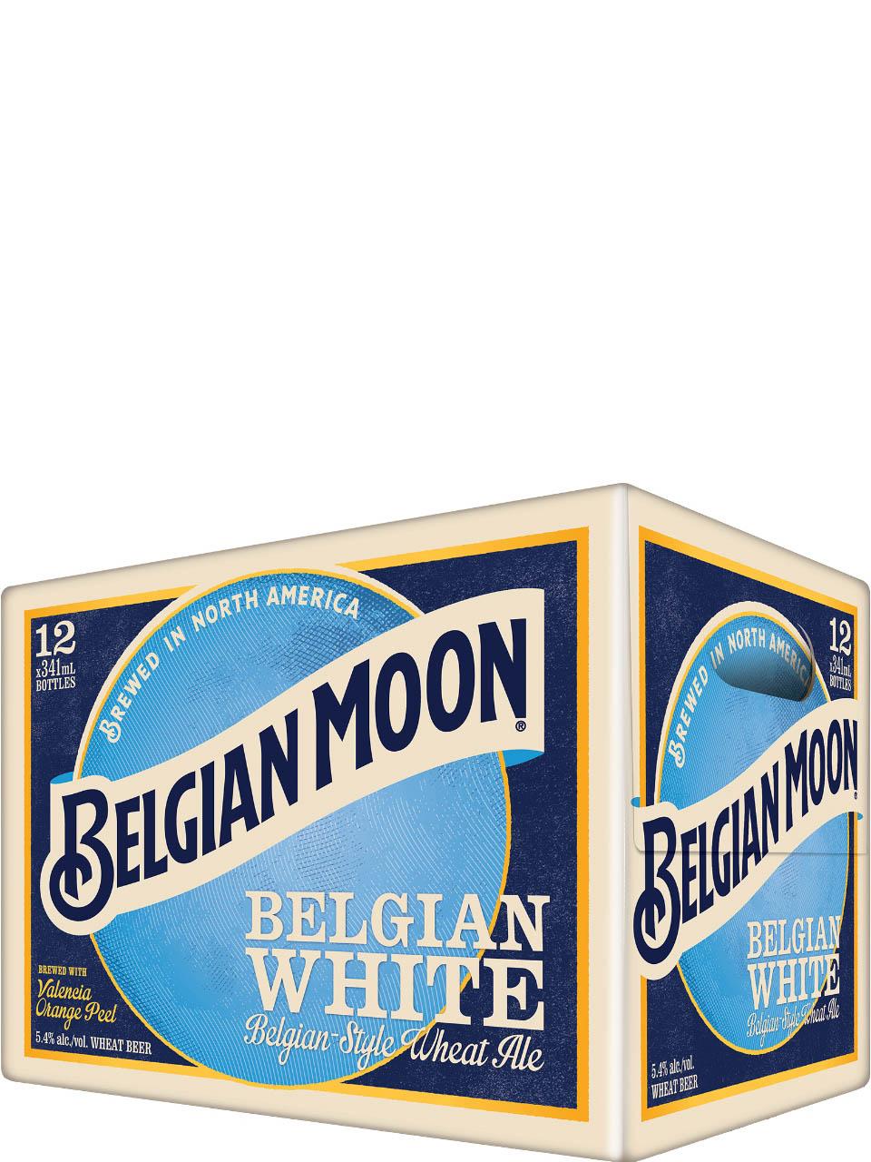 Belgian Moon White 12 Pack Bottles