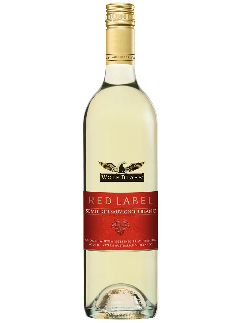 Wolf Blass Red Label Semillon Sauvignon Blanc