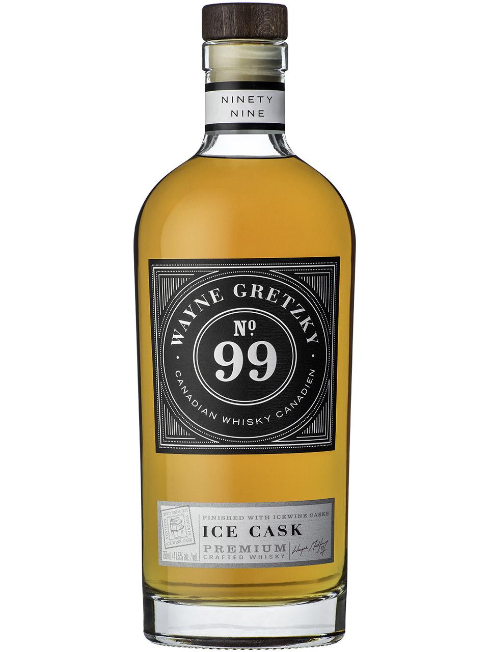 Wayne Gretzky Ice Cask Whisky