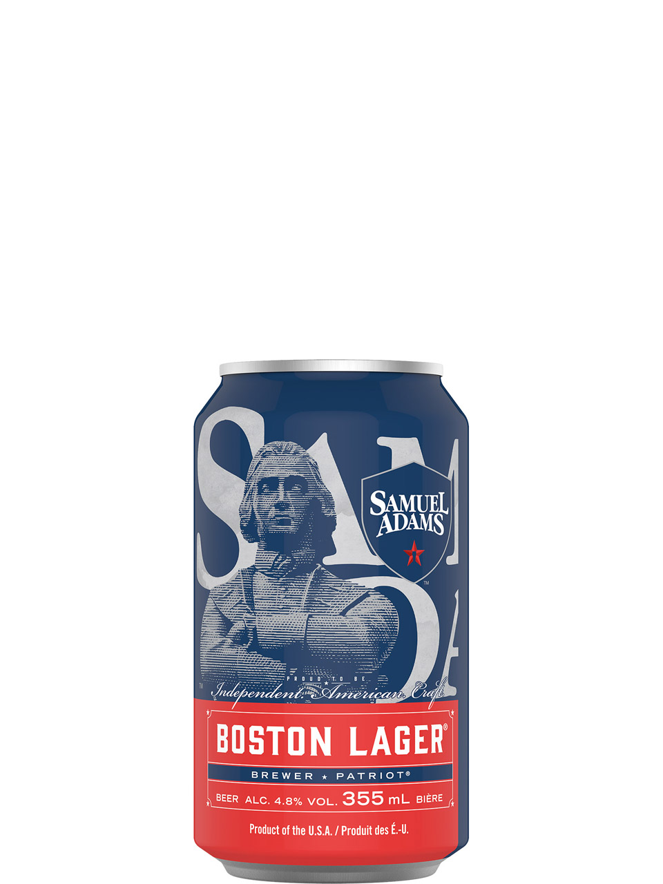 Samuel Adams Boston Lager 6 Pack Cans