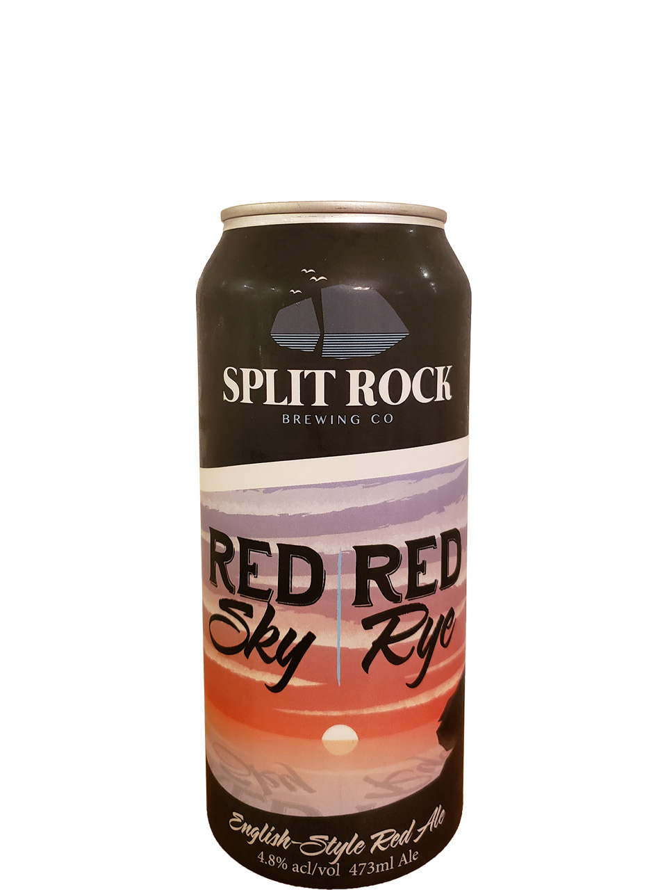Split Rock Red Sky Red Rye 473ml Can