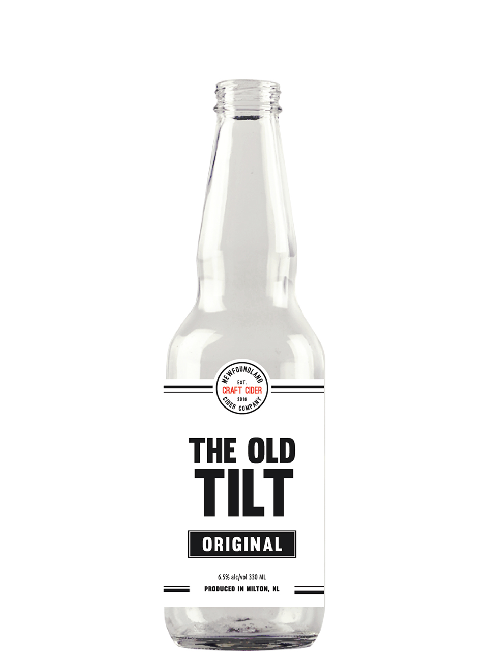 NL Cider Co The Old Tilt Original 330ml