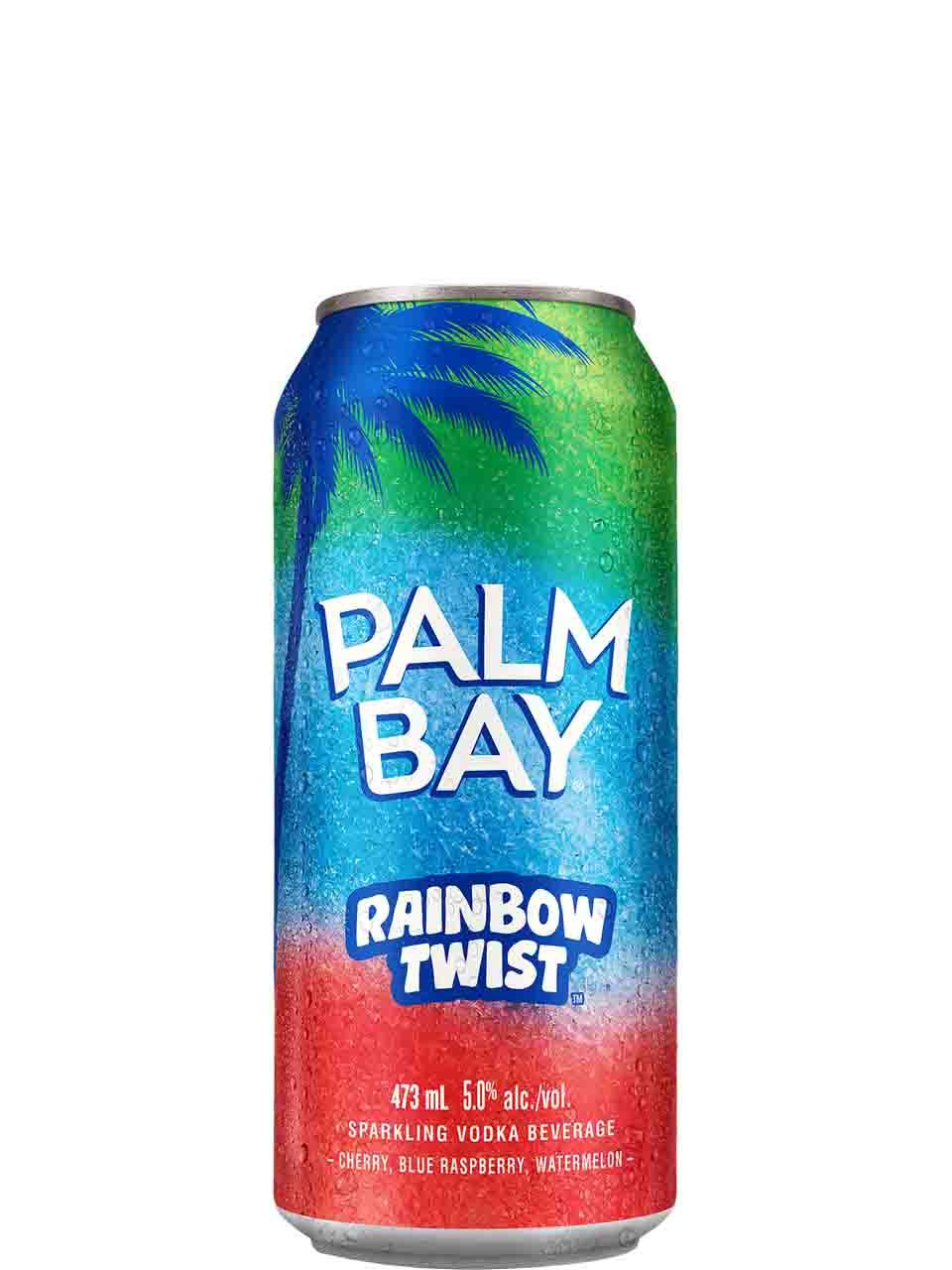 Palm Bay Rainbow Twist 473ml Can