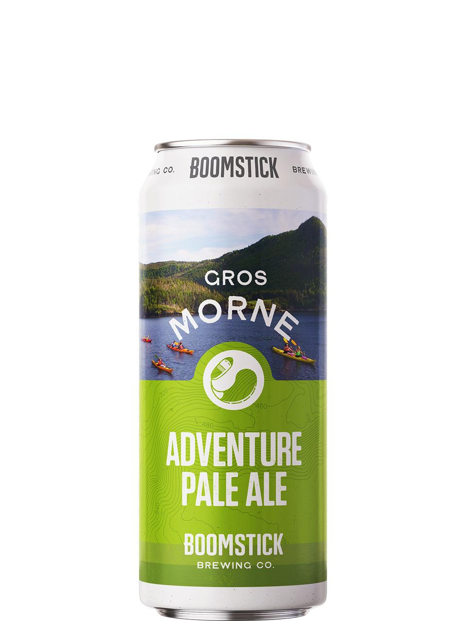 Boomstick Gros Morne Adventure Pale Ale 473ml Can