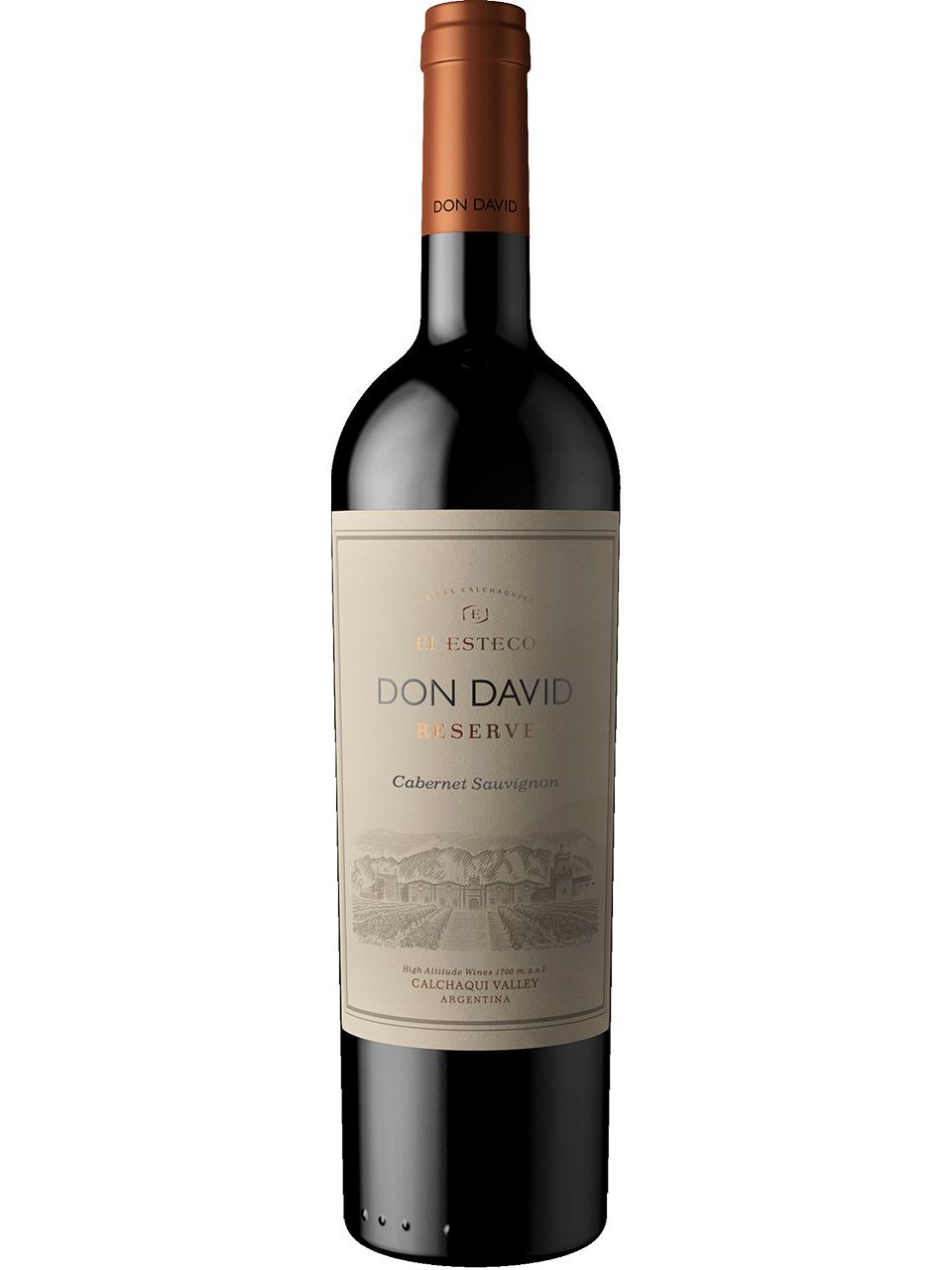 Don David Reserve Cabernet Sauvignon