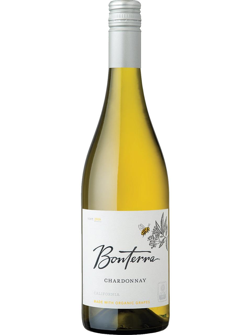 Bonterra Mendocino County Chardonnay