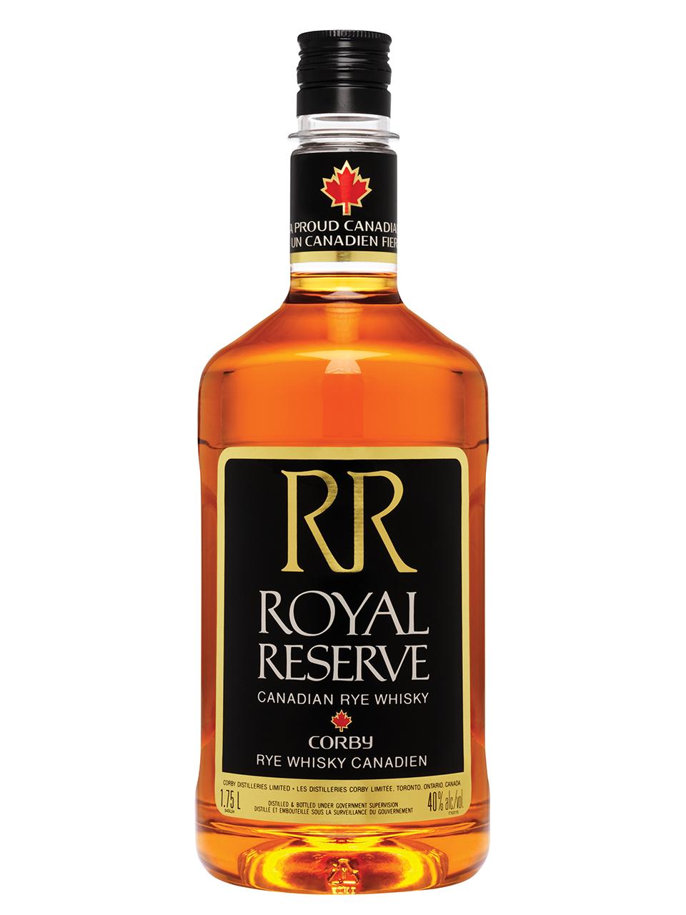 Royal Reserve Whisky