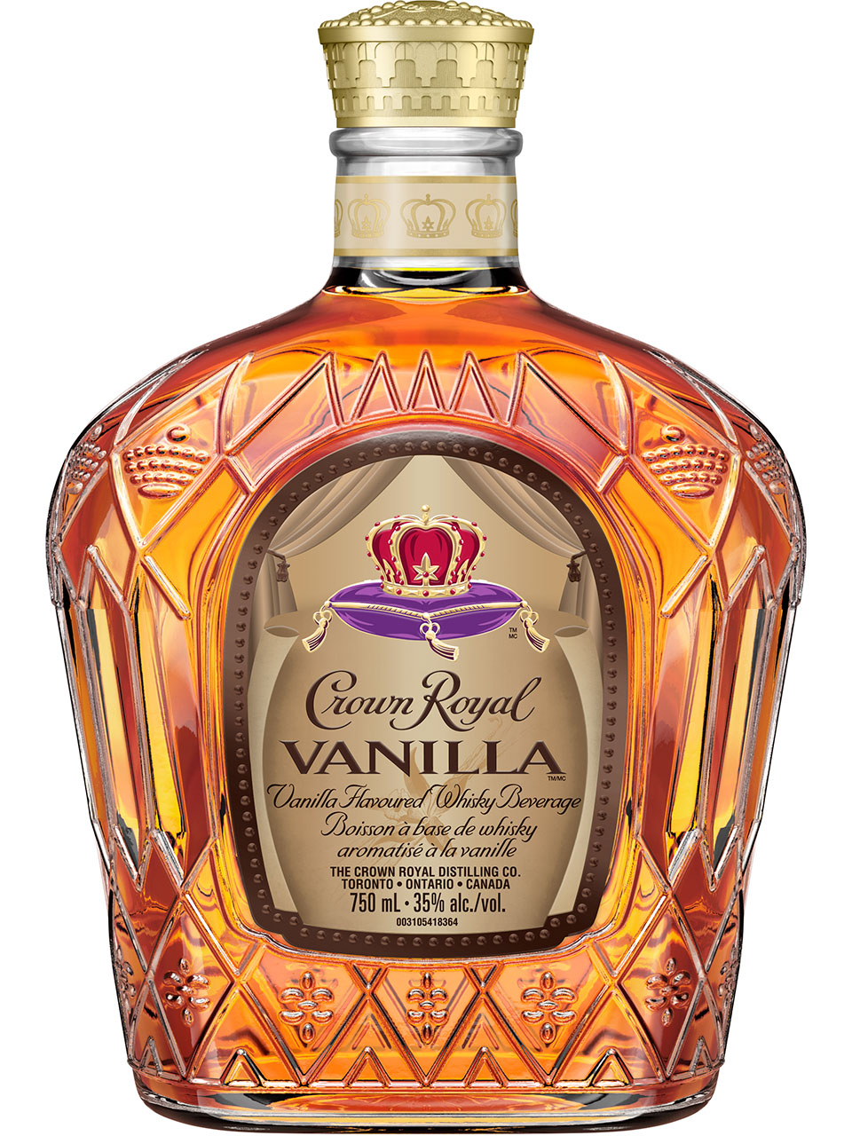 Crown Royal Vanilla Flavoured Whisky