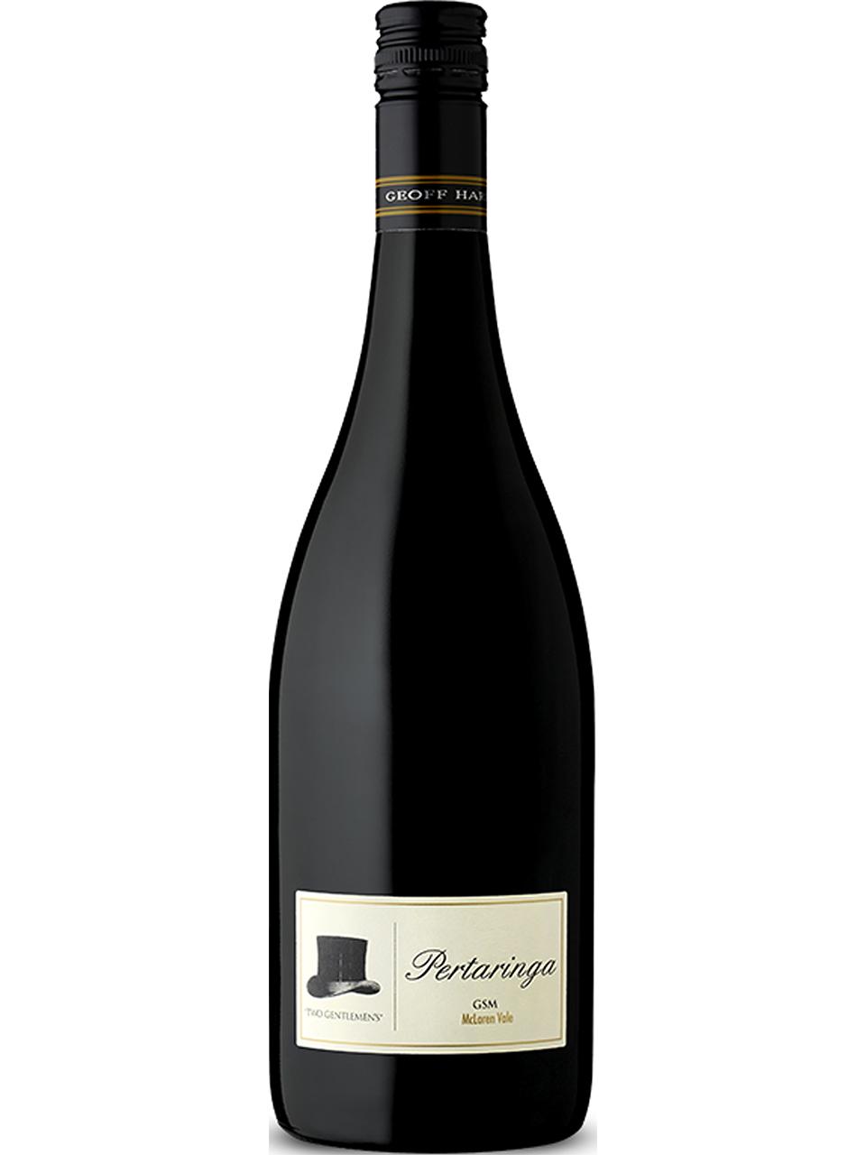 Wines by Geoff Hardy Pertaringa Two Gentlemens GSM