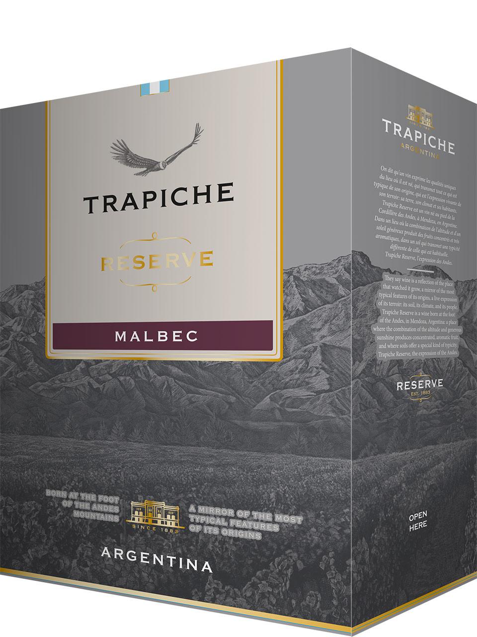 Trapiche Reserve Malbec