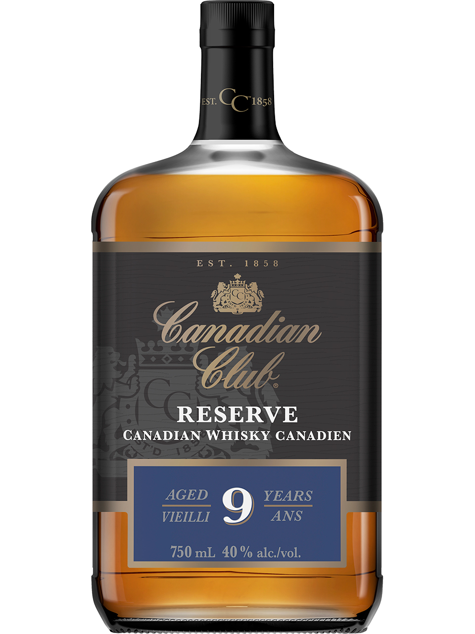 Canadian Club Reserve Whisky