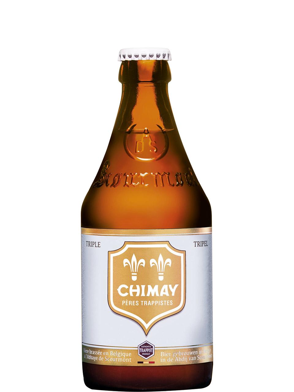 Chimay White 330ml Bottle